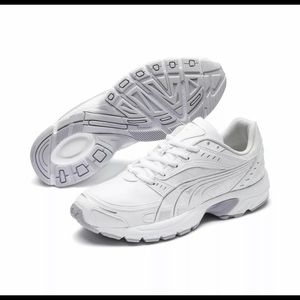 Puma Axis Sl Unisex Fitness Shoes Trainers White